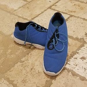 Men's Blue Jordans